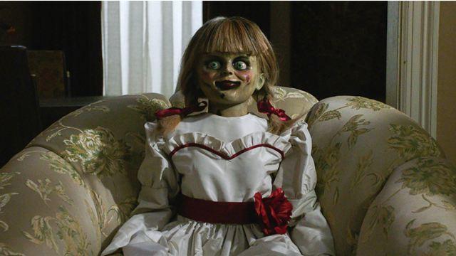 Annabelle e outros 5 filmes de terror com bonecas
