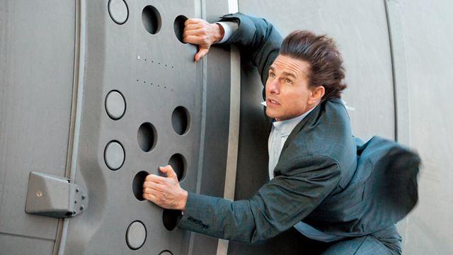 Tom Cruise vai fazer um filme no espaço