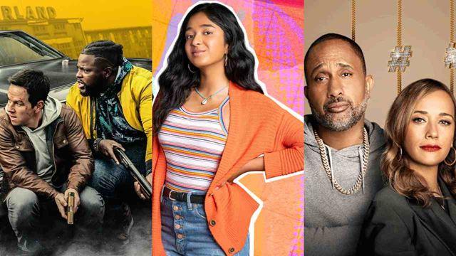 As melhores comédias na Netflix para maratonar esse fim de semana