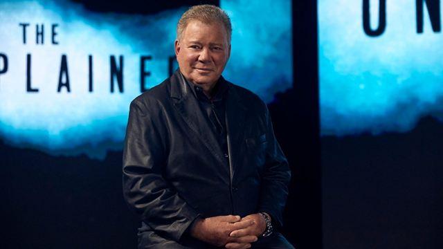 William Shatner, o Capitão Kirk de Star Trek, apresenta nova série de mistério IneXplicável (Entrevista)