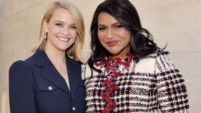 Legalmente Loira 3: Reese Witherspoon convoca Mindy Kaling para escrever sequência