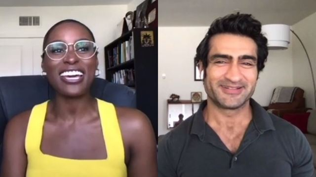Um Crime para Dois: Para Issa Rae e Kumail Nanjiani, amizade formada no set ajudou a moldar relação dos personagens (Entrevista)
