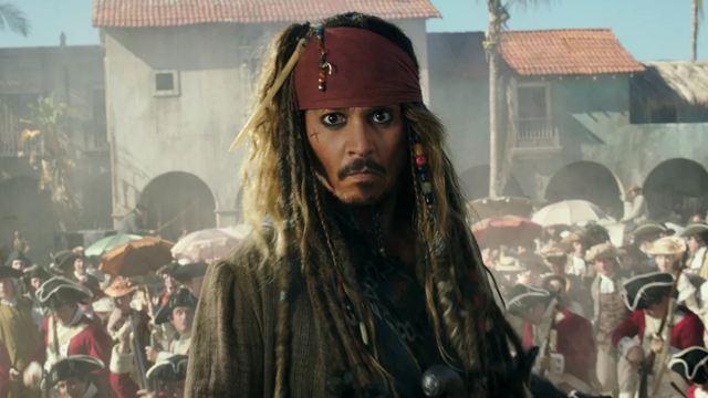 Piratas do Caribe: Johnny Depp pode ser substituído por atriz da Marvel em reboot