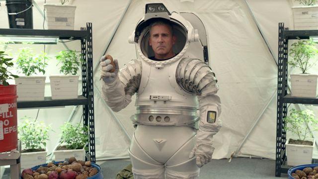 Space Force: Crítica da 1ª temporada da nova série de Steve Carell