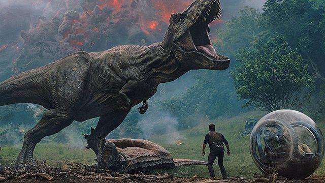 Programação de filmes da Globo no fim de semana tem Homem Formiga, Jurassic World e mais