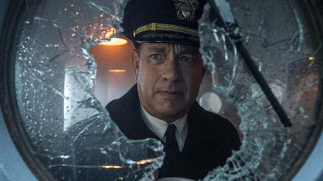 Tom Hanks está insatisfeito com o lançamento de Greyhound na Apple TV+