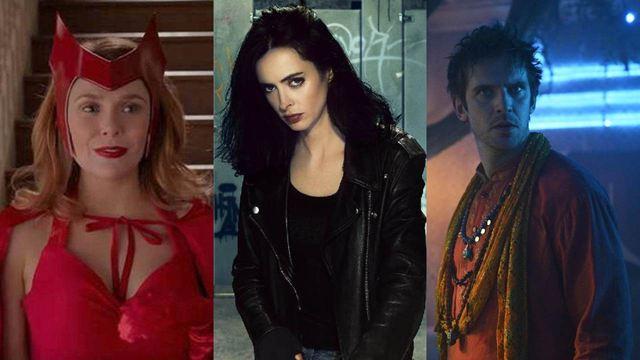 7 séries para quem sente falta da Marvel na Comic-Con 2020