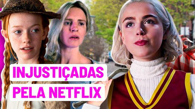 Série finalizada ou cancelada? Sexta Série explica o que aconteceu com 5 produções da Netflix