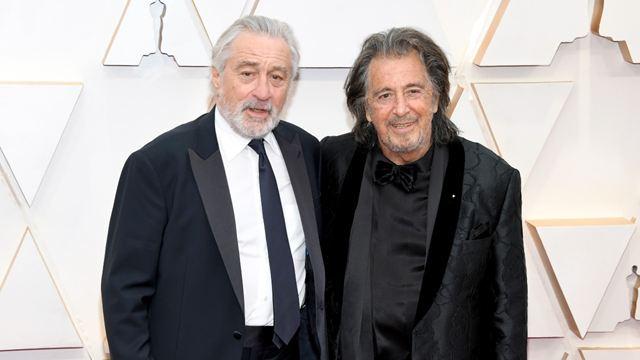 Robert De Niro, Al Pacino e Adam Driver são escalados para novo filme de Lady Gaga