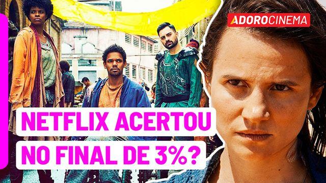 3%: Sexta Série discute a última temporada e qual o legado deixado para as produções nacionais da Netflix