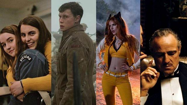 7 Filmes e séries para assistir online neste fim de semana