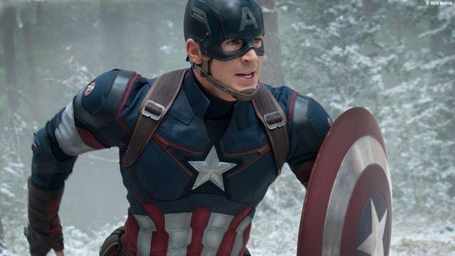 O Diabo de Cada Dia: Capitão América quase participou do filme da Netflix