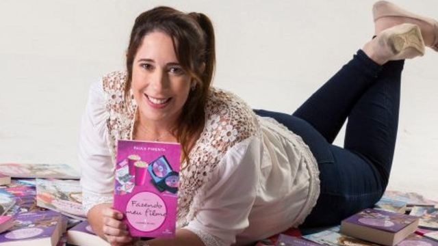 Depois de Cinderela Pop, novo livro de Paula Pimenta ganhará adaptação cinematográfica