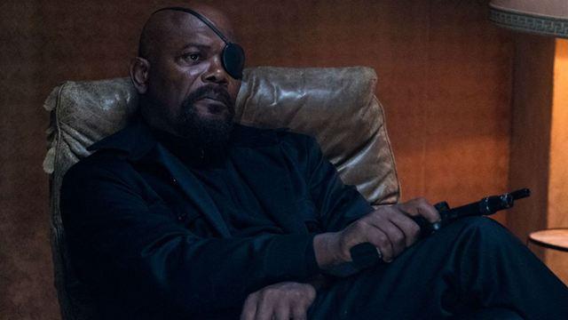 Samuel L. Jackson vai reprisar papel de Nick Fury em nova série da Marvel