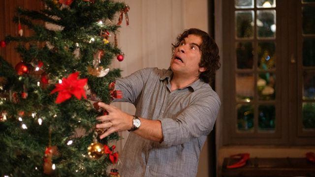Leandro Hassum estrela o primeiro filme natalino nacional da Netflix, Tudo Bem no Natal que Vem