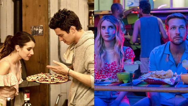 Amor com Data Marcada e outras comédias românticas com Emma Roberts na Netflix