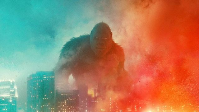 Godzilla vs Kong: Novo teaser mostra Kong preparado para a guerra