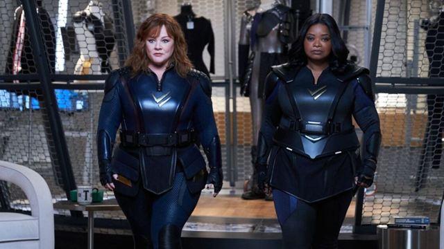 Melissa McCarthy e Octavia Spencer são super-heroínas em novo filme da Netflix; confira trailer