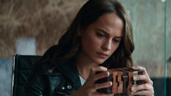 Confira 5 cenas de Alicia Vikander em Tomb Raider - A Origem
