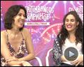 Foto : Os Saltimbancos Trapalhões - Rumo a Hollywood Entrevista Exclusiva com Maria Clara Gueiros e Livian Aragão