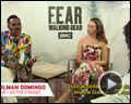 Foto : Fear the Walking Dead entrevista com Alycia Debnam-Carey e Colman Domingo parte 2