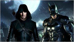 Stephen Amell deseja ver o Batman em Arrow