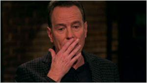 Bryan Cranston chora ao lembrar de cena marcante de Breaking Bad