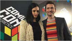 Comic Con Experience 2015: Krysten Ritter e David Tennant falam sobre Jessica Jones (Entrevista)
