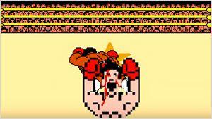 Rocky 2 - A Revanche ganha versão em 8 bits