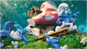 Novo filme dos Smurfs ganha título brasileiro
