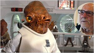 Morre Erik Bauersfeld, voz do Almirante Ackbar de Star Wars
