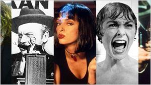 Vídeo reúne os 100 melhores filmes americanos de todos os tempos de acordo com a BBC