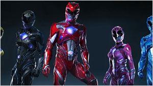 Power Rangers pode ganhar até sete filmes