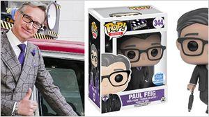 Paul Feig é o primeiro diretor a ganhar sua versão em Funko Pop!
