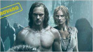 Amigos do AdoroCinema: A Lenda de Tarzan divide opinião dos blogueiros
