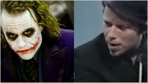 Heath Ledger se inspirou numa entrevista obscura de Tom Waits para interpretar o Coringa?