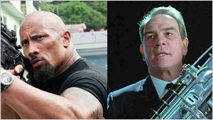 Velozes & Furiosos: Sabia que o papel de Dwayne Johnson foi escrito para Tommy Lee Jones?