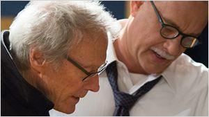 Clint Eastwood dirige Tom Hanks em novas imagens de Sully - O Herói do Rio Hudson