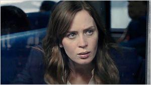 Bilheterias Estados Unidos: A Garota no Trem, adaptação do livro de sucesso, estreia em primeiro lugar