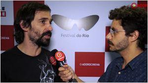 """Festival do Rio 2016: Júlio Andrade fala sobre """"inconformidade"""" com sistema público de saúde, tema de Sob Pressão"""