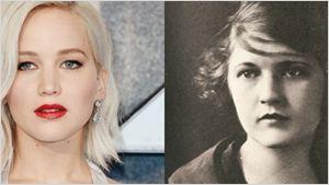 Jennifer Lawrence será Zelda Fitzgerald em biografia dirigida por Ron Howard