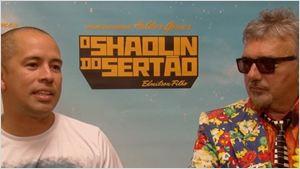 """O Shaolin do Sertão: """"Ele é um enrolão que quer ganhar dinheiro em cima de um abestado"""", avisa o agora ator Falcão (Exclusivo)"""