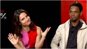 3%: Bianca Comparato e Michel Gomes falam sobre distopia brasileira e já pensam na segunda temporada