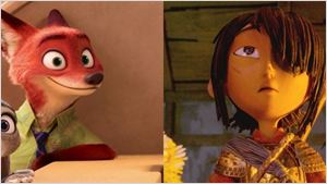 Procurando Dory, Kubo, Kung Fu Panda 3, Moana e Zootopia disputam o prêmio principal do Annie Awards, Oscar das animações