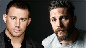 Channing Tatum e Tom Hardy negociam para filme policial na fronteira entre Brasil, Argentina e Paraguai