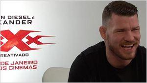 Michael Bisping fala sobre como xXx: Reativado o levou a ser campeão mundial do UFC (Entrevista exclusiva)