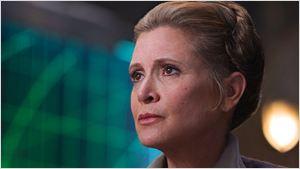 Carrie Fisher não será recriada digitalmente nos próximos filmes de Star Wars