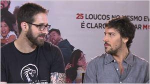 Internet – O Filme: Rafinha Bastos conta quem entrou na última hora – e quem ficou de fora do elenco (Entrevista Exclusiva)