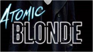 Charlize Theron está pronta para matar no cartaz de Atomic Blonde