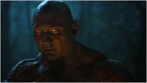 Drax incomoda os amigos no teaser de Guardiões da Galáxia Vol. 2